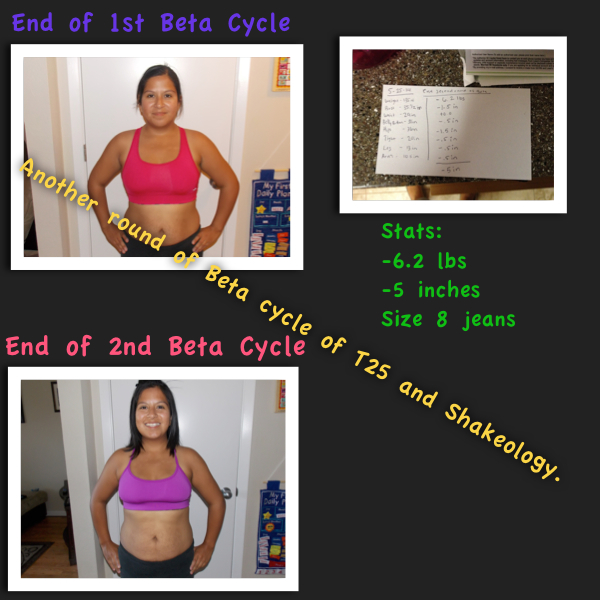 Focus T25 Results 2nd Round of Beta | Getting Fit with Nemisis