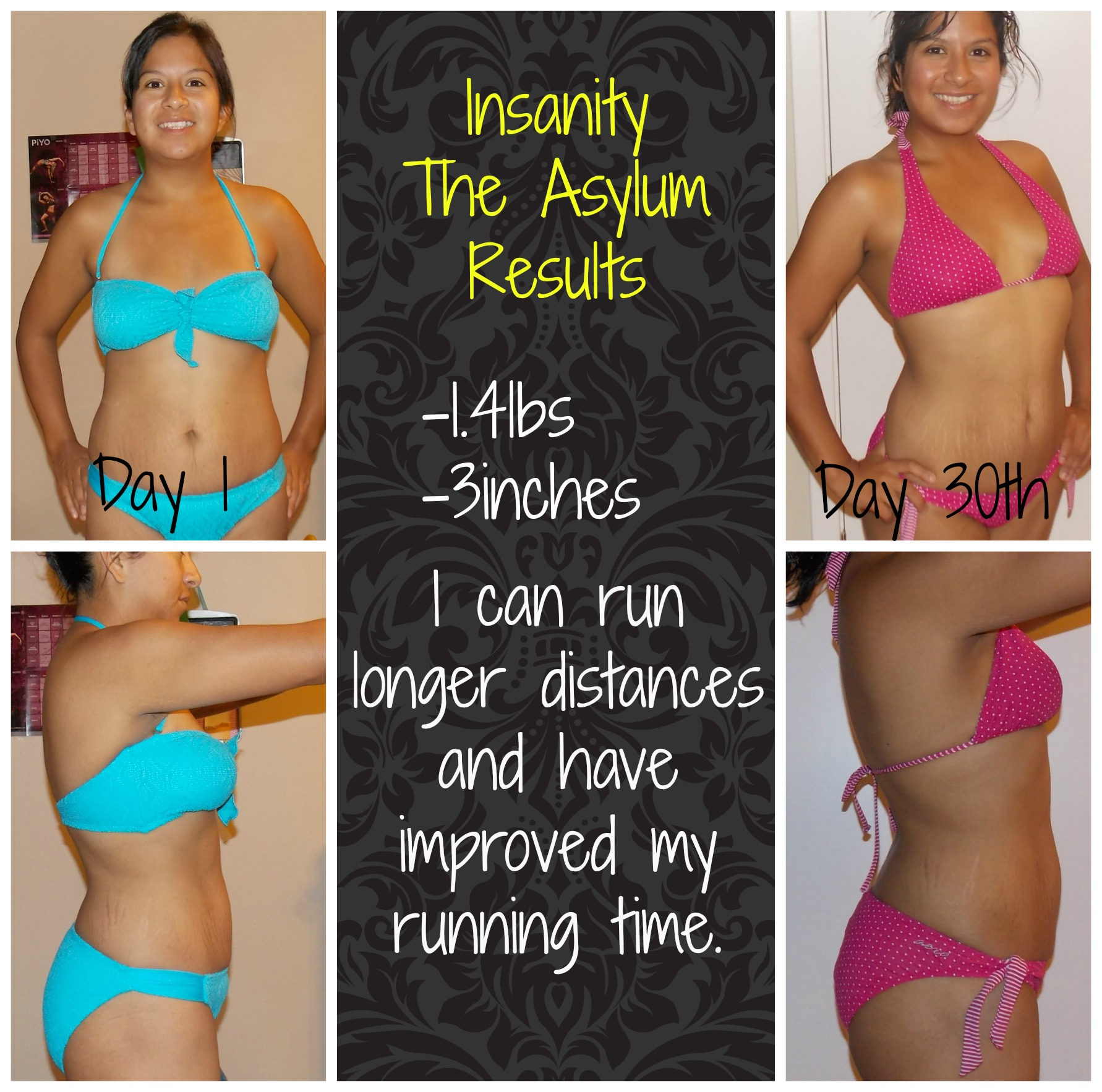 Insanity: The Asylum Results | Getting Fit with Nemisis